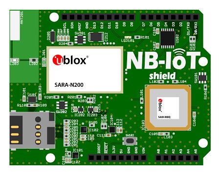 NB-IoT shield
