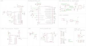 SODAQ ONE rev3 schematic