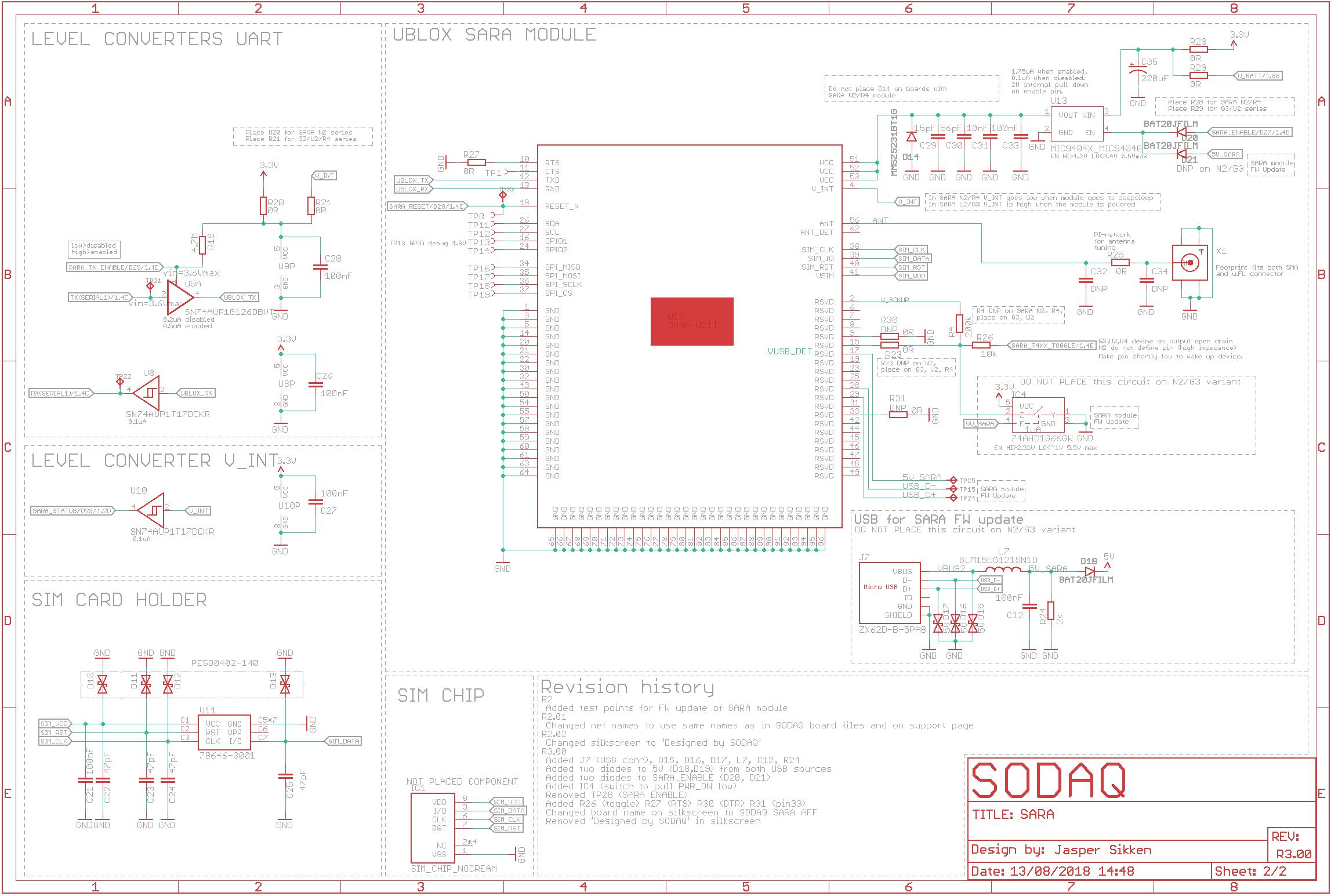 Sodaq Sara Aff N211 Support Gps Circuit Schematic R2 Pdf